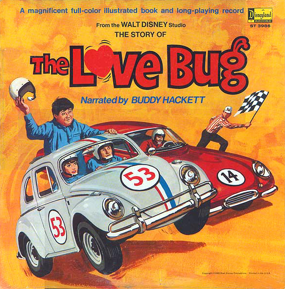 herbie the love bug fan club and historical society. Black Bedroom Furniture Sets. Home Design Ideas