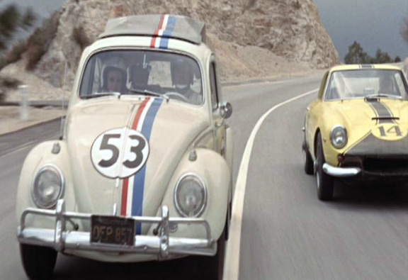 Herbie The LOVE BUG Fan Club (Members' Only) Page!