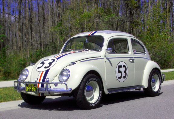 the Herbie The Love Bug