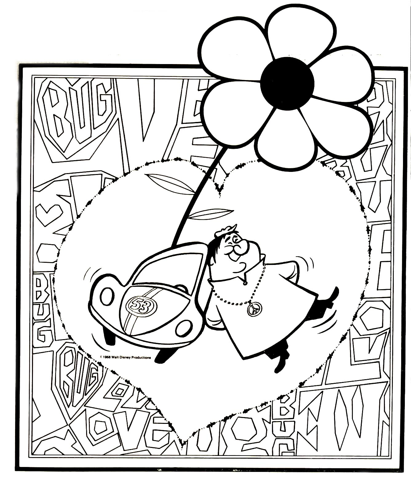 Coloring Pages Herbie Coloring Pages welcome to herbies kids page thank you for visiting if youd like a personalized autograph from herbie the one above please send an e mail with your